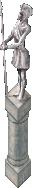 Ultima Online - Rare2StoryStatue