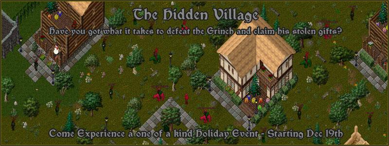 Hidden Village Event