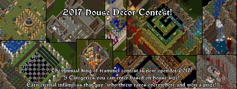 House Decor Contest 2017