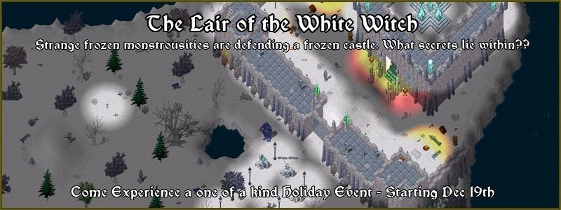 White Witch Lair Event Expansion