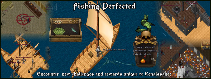 Fishing Perfected