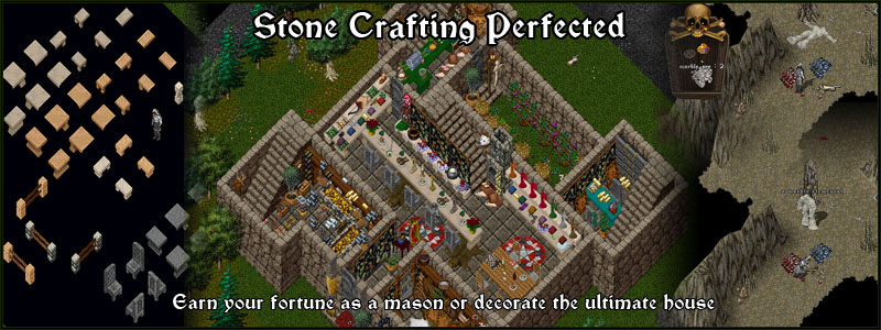 Stone Crafting / Masonry Perfected