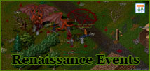 Ultima Online Renaissance Events