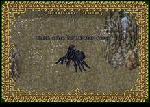 Ultima Online BlackSolenInfiltratorQueen