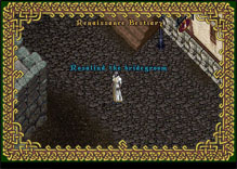 Ultima Online EscortableBridegroom