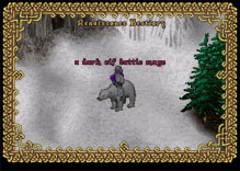 Ultima Online DarkElfBattleMage