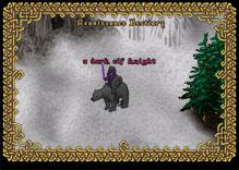 Ultima Online DarkElfKnight