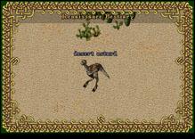 Ultima Online DesertOstard