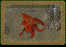 Ultima Online Dragon
