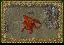 Ultima Online Drake