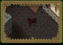 Ultima Online FactionHorseMinax
