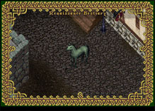Ultima Online FactionHorseShadowLords