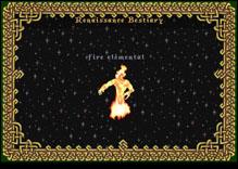 Ultima Online FireElemental