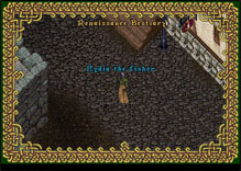 Ultima Online Fisherman