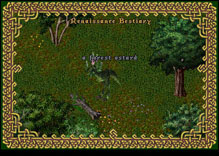 Ultima Online ForestOstard