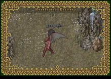 Ultima Online Gargoyle