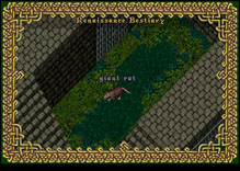Ultima Online GiantRat