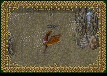 Ultima Online Harpy