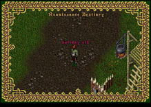 Ultima Online HolidayElf