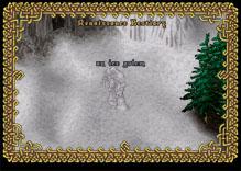 Ultima Online IceGolem