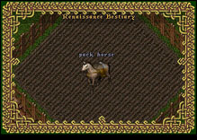 Ultima Online PackHorse