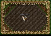 Ultima Online PackLlama