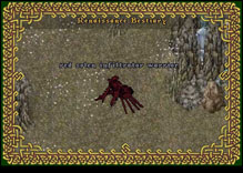 Ultima Online RedSolenInfiltratorWarrior