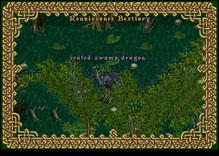 Ultima Online ScaledSwampDragon