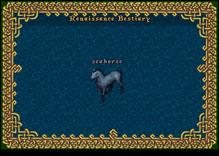 Ultima Online SeaHorse