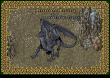 Ultima Online SerpentineDragon