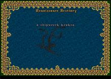 Ultima Online ShipwreckKraken