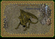Ultima Online SkeletalDragon