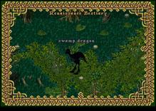 Ultima Online SwampDragon