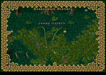 Ultima Online SwampTentacle
