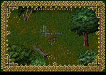 Ultima Online TimberWolf