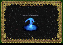 Ultima Online WaterElemental
