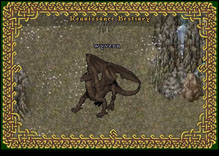 Ultima Online Wyvern