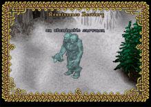 Ultima Online Yeti