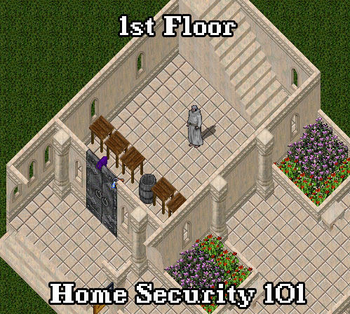 House Marble House With A Patio Uo Renaissance An Ultima Online Free Shard