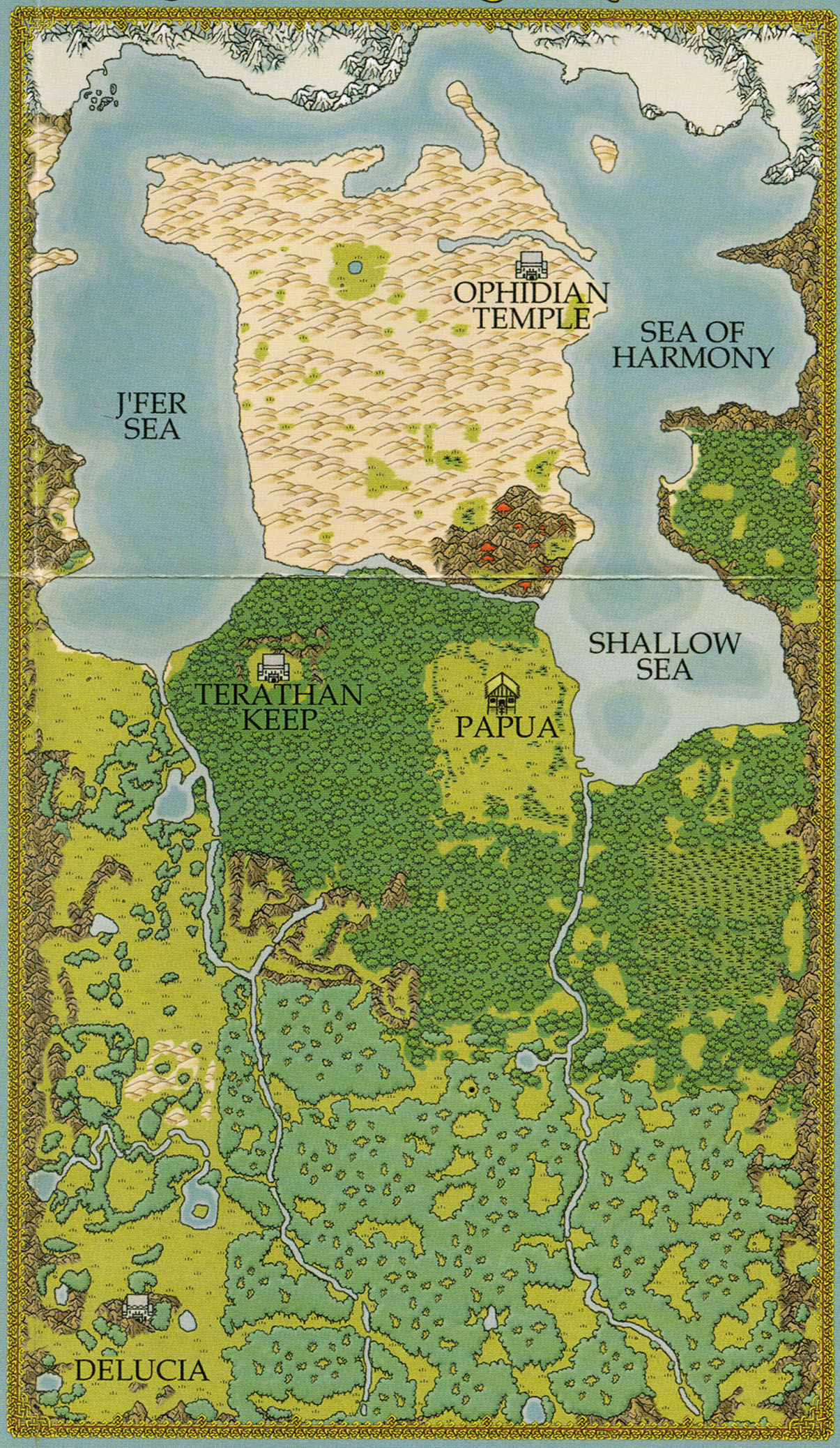 Place The Lost Lands Uo Renaissance An Ultima Online Free Shard