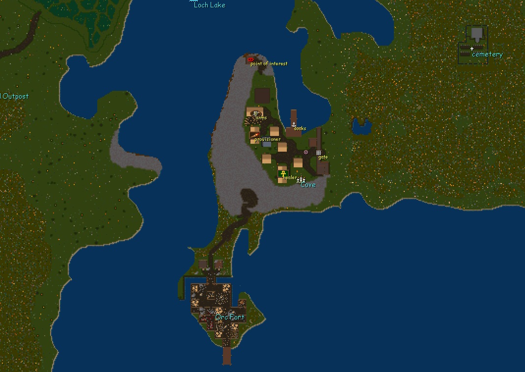 Place Cove Uo Renaissance An Ultima Online Free Shard
