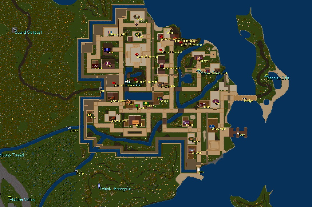 Ultima Online Mage Guide – PhoneNinja
